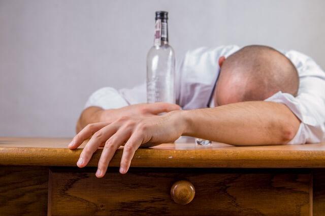 alcoolism vrajitoare
